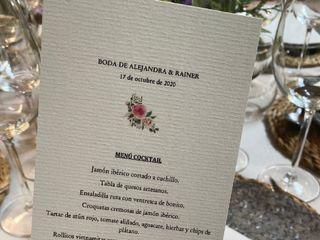 La boda de Alejandra  y Rainer 3