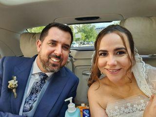 La boda de Alejandra  y Rainer