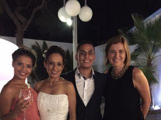 La boda de Yasmín  y Jimmy