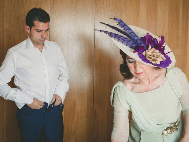 La boda de Diego y Begoña en Daimiel, Ciudad Real 1