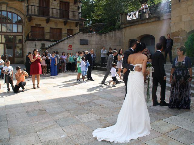 La boda de Alazne y Igor en Lezo, Guipúzcoa 2