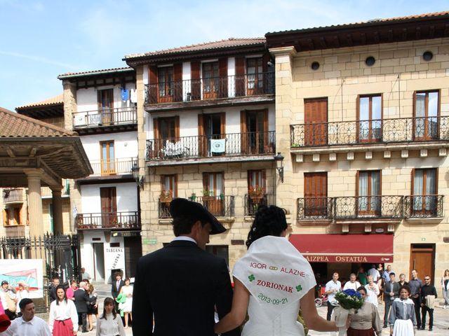 La boda de Alazne y Igor en Lezo, Guipúzcoa 6