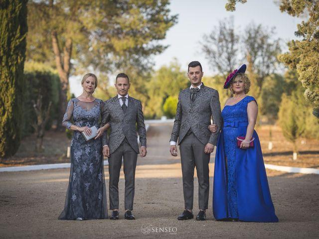 La boda de Jose  y Adrian  en Corte De Peleas, Badajoz 1