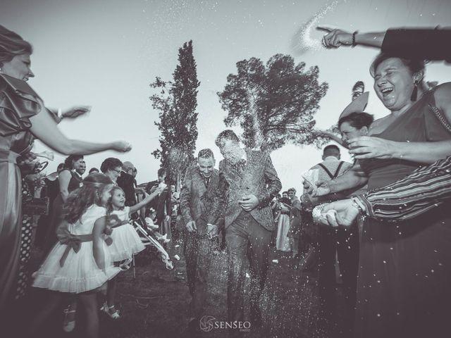 La boda de Jose  y Adrian  en Corte De Peleas, Badajoz 2
