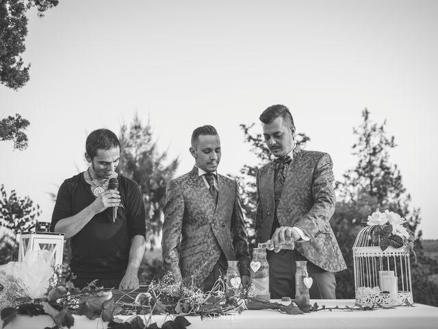 La boda de Jose  y Adrian  en Corte De Peleas, Badajoz 3