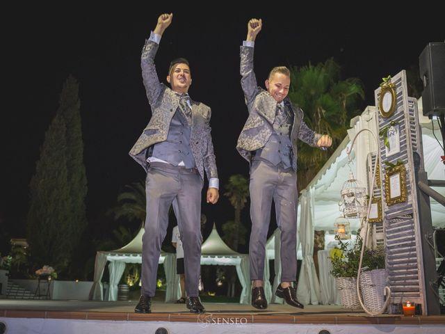La boda de Jose  y Adrian  en Corte De Peleas, Badajoz 4