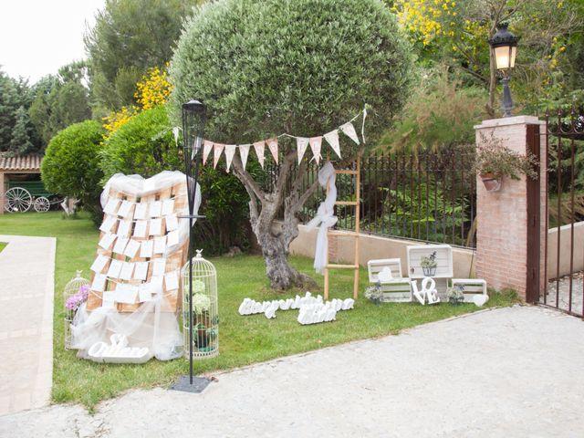 La boda de Marcos y Melany en Villaseca De La Sagra, Toledo 8