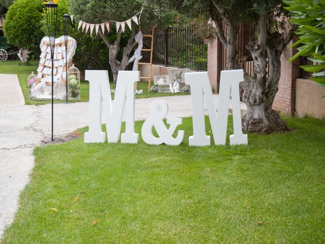 La boda de Marcos y Melany en Villaseca De La Sagra, Toledo 10