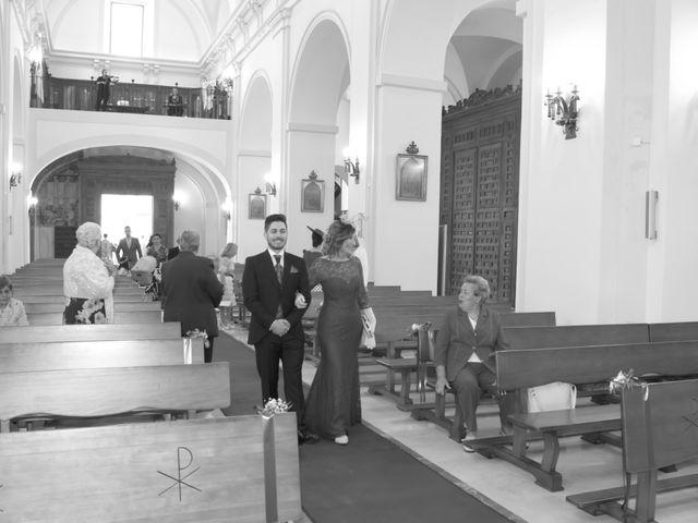 La boda de Marcos y Melany en Villaseca De La Sagra, Toledo 19