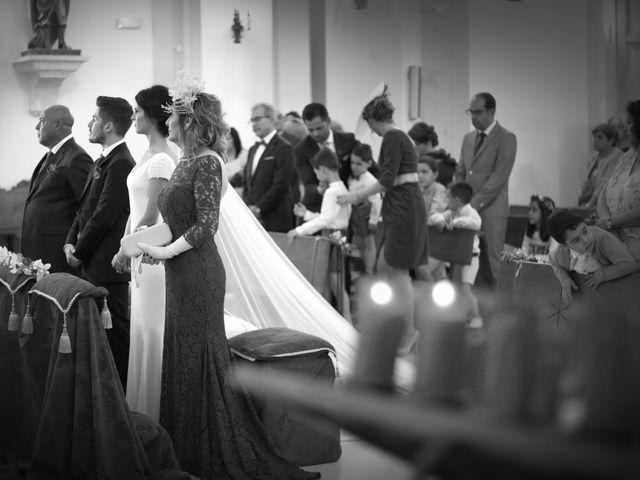 La boda de Marcos y Melany en Villaseca De La Sagra, Toledo 21