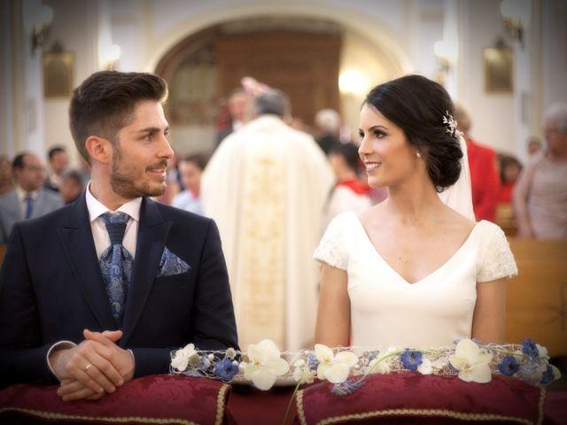 La boda de Marcos y Melany en Villaseca De La Sagra, Toledo 22