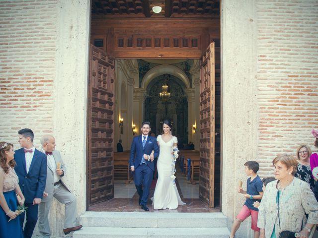 La boda de Marcos y Melany en Villaseca De La Sagra, Toledo 23