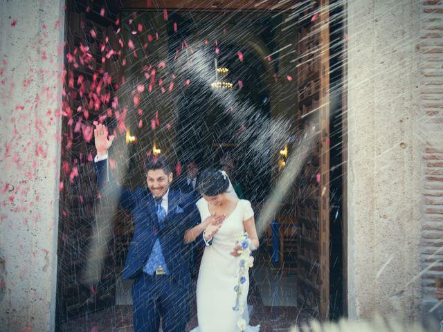 La boda de Marcos y Melany en Villaseca De La Sagra, Toledo 24