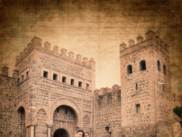 La boda de Marcos y Melany en Villaseca De La Sagra, Toledo 27
