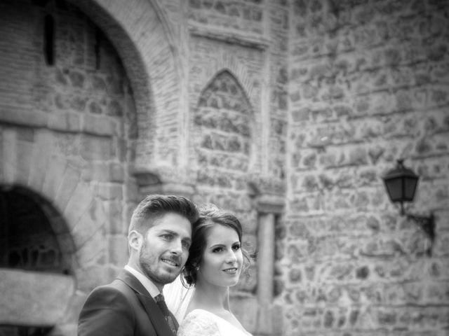 La boda de Marcos y Melany en Villaseca De La Sagra, Toledo 28