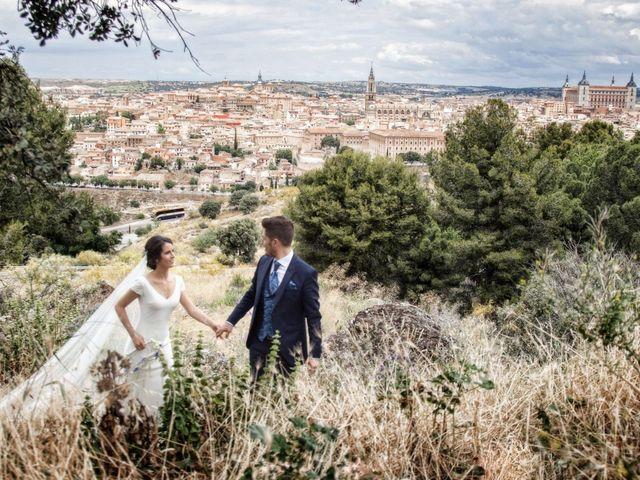 La boda de Marcos y Melany en Villaseca De La Sagra, Toledo 30