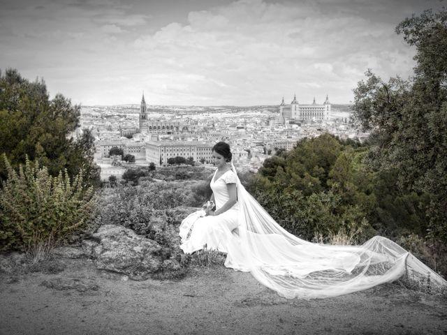 La boda de Marcos y Melany en Villaseca De La Sagra, Toledo 31