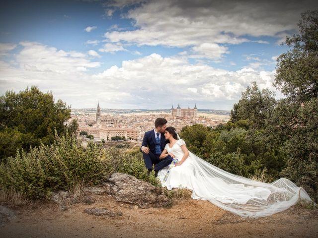 La boda de Marcos y Melany en Villaseca De La Sagra, Toledo 32