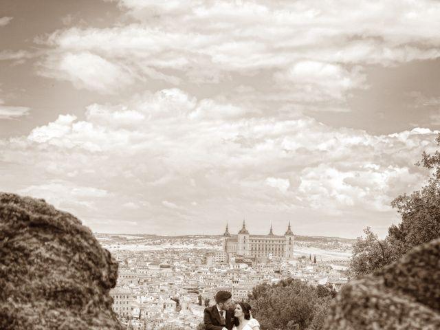 La boda de Marcos y Melany en Villaseca De La Sagra, Toledo 33