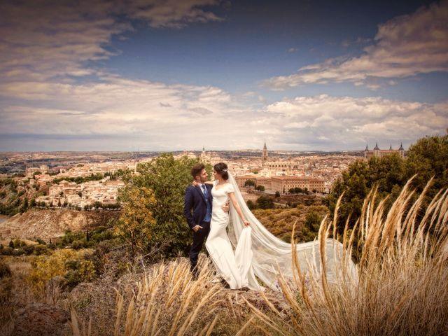 La boda de Marcos y Melany en Villaseca De La Sagra, Toledo 34