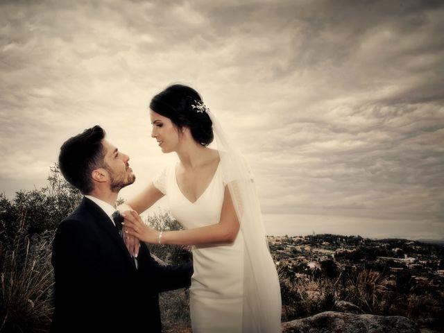 La boda de Marcos y Melany en Villaseca De La Sagra, Toledo 35