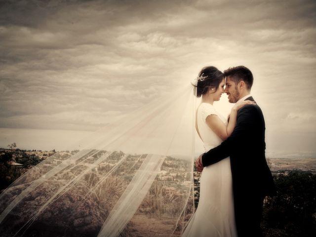 La boda de Marcos y Melany en Villaseca De La Sagra, Toledo 36