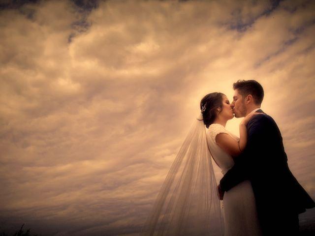 La boda de Marcos y Melany en Villaseca De La Sagra, Toledo 37