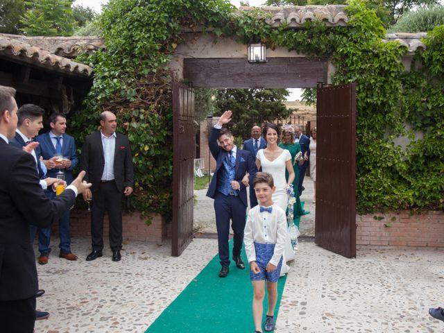 La boda de Marcos y Melany en Villaseca De La Sagra, Toledo 38