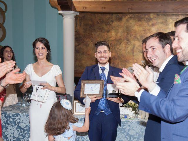 La boda de Marcos y Melany en Villaseca De La Sagra, Toledo 40