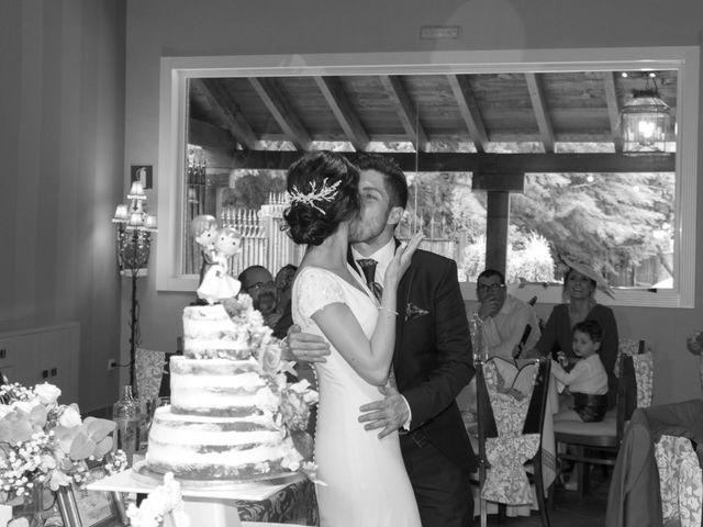 La boda de Marcos y Melany en Villaseca De La Sagra, Toledo 42