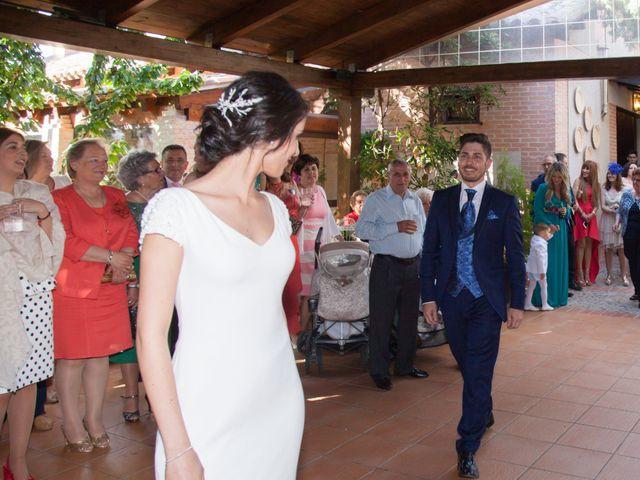 La boda de Marcos y Melany en Villaseca De La Sagra, Toledo 43