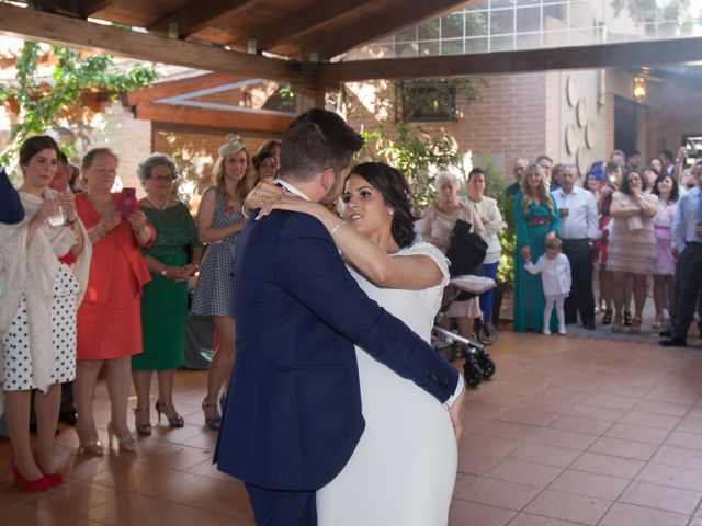 La boda de Marcos y Melany en Villaseca De La Sagra, Toledo 45