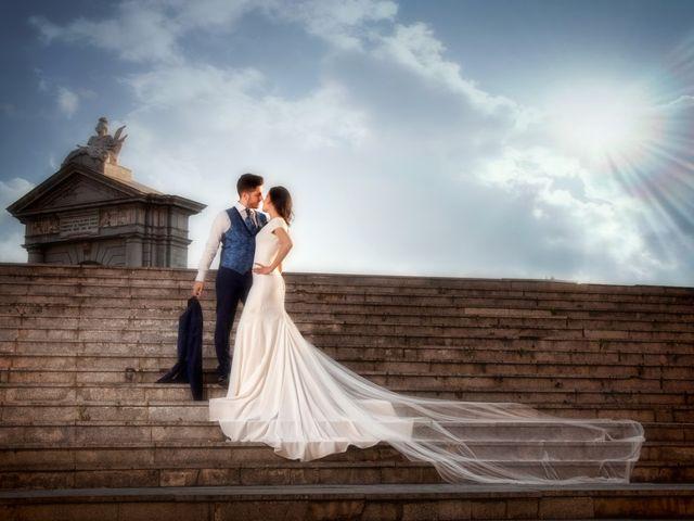 La boda de Marcos y Melany en Villaseca De La Sagra, Toledo 52