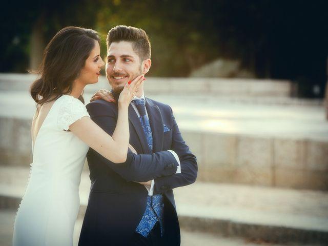 La boda de Marcos y Melany en Villaseca De La Sagra, Toledo 57