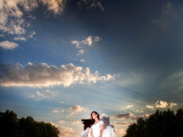 La boda de Marcos y Melany en Villaseca De La Sagra, Toledo 58