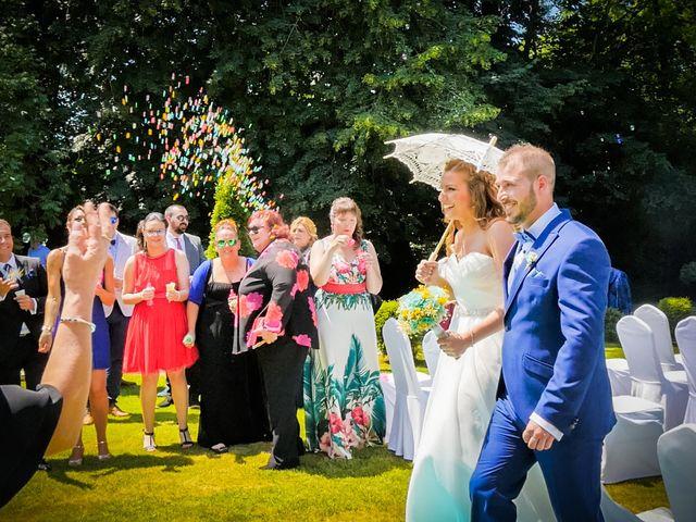 La boda de Amanda y Adrián