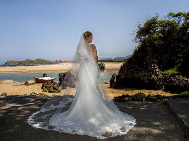 La boda de Javier y Clebia en Isla, Cantabria 18