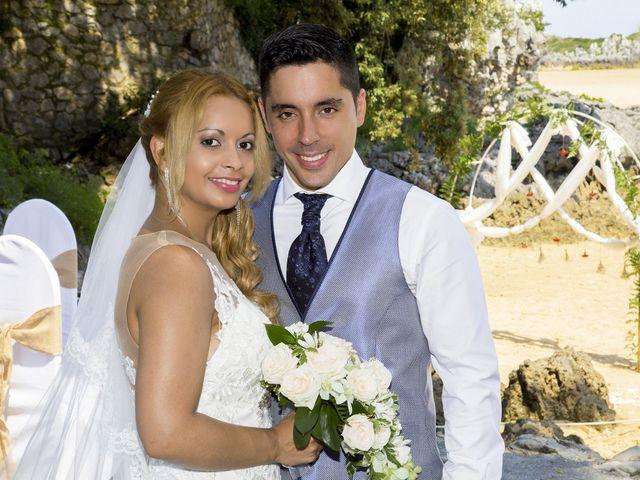 La boda de Clebia y Javier