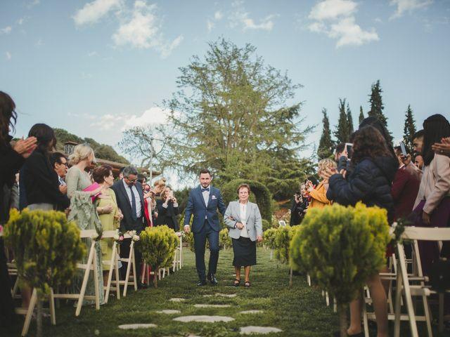 La boda de Carlos y Raquel en Vilanova Del Valles, Barcelona 9