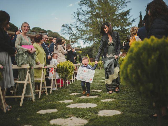 La boda de Carlos y Raquel en Vilanova Del Valles, Barcelona 13