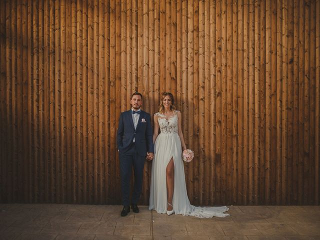 La boda de Carlos y Raquel en Vilanova Del Valles, Barcelona 50