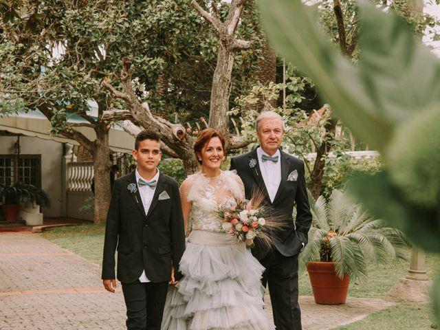 La boda de Edu y Ana en San Cristóbal de La Laguna, Santa Cruz de Tenerife 30