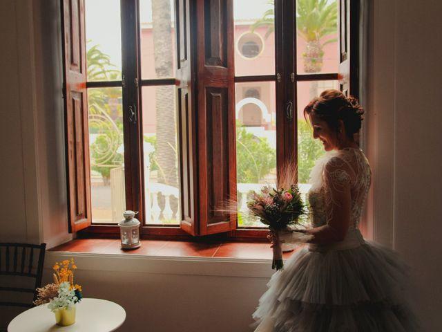 La boda de Edu y Ana en San Cristóbal de La Laguna, Santa Cruz de Tenerife 35