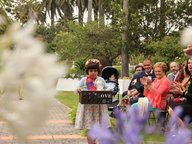 La boda de Edu y Ana en San Cristóbal de La Laguna, Santa Cruz de Tenerife 40