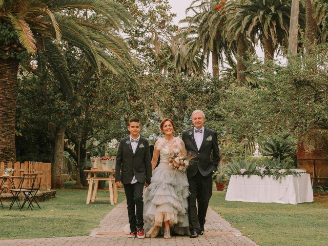 La boda de Edu y Ana en San Cristóbal de La Laguna, Santa Cruz de Tenerife 41