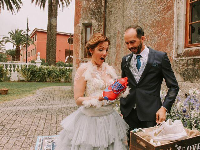 La boda de Edu y Ana en San Cristóbal de La Laguna, Santa Cruz de Tenerife 42