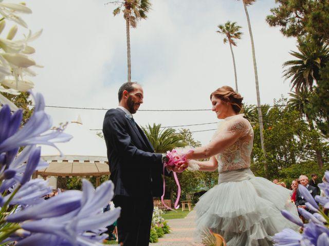 La boda de Edu y Ana en San Cristóbal de La Laguna, Santa Cruz de Tenerife 43
