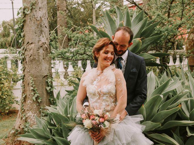 La boda de Edu y Ana en San Cristóbal de La Laguna, Santa Cruz de Tenerife 53