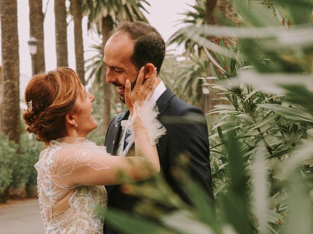 La boda de Edu y Ana en San Cristóbal de La Laguna, Santa Cruz de Tenerife 1