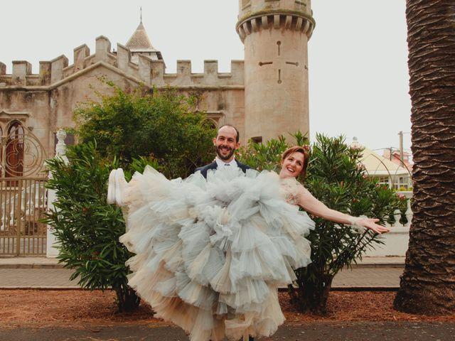 La boda de Edu y Ana en San Cristóbal de La Laguna, Santa Cruz de Tenerife 59
